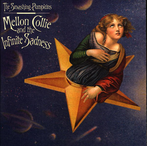 mellon collie and the infinite sadness statue